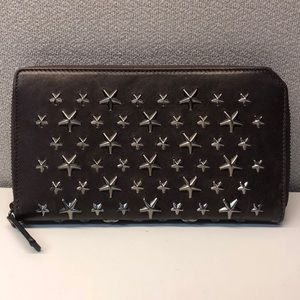 Jimmy Choo Star Wallet